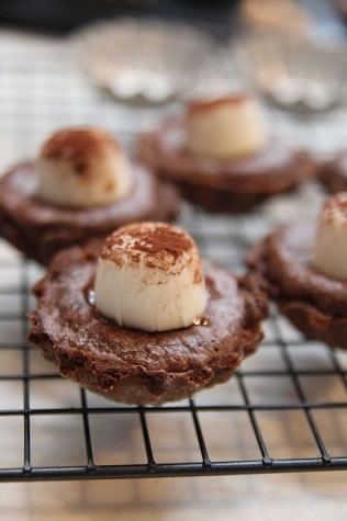 Chocolate Tarts (2)