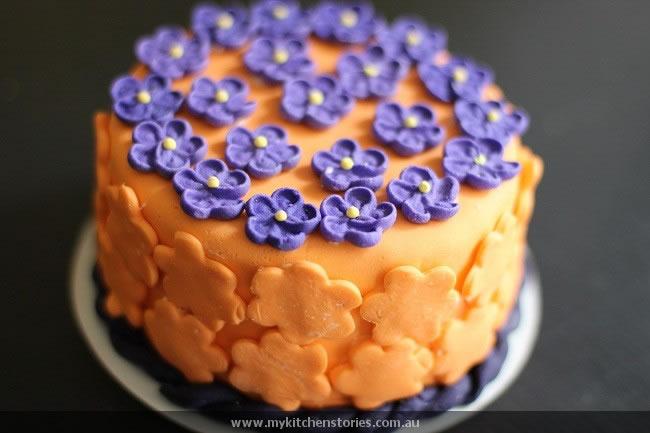 Little Gluten free cake