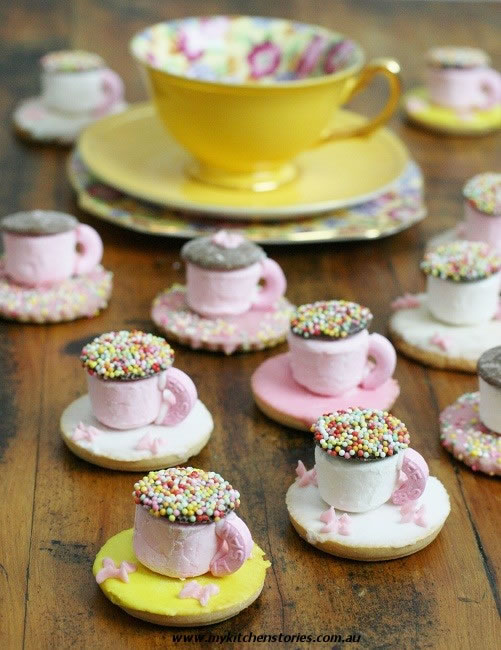 Kitchen Tea Party Game Ideas