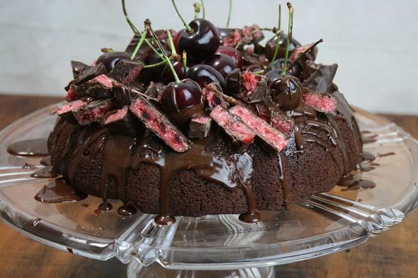Chocolate cake no dairy