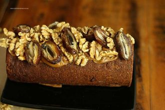 Date and Walnut Roll is a good old fashioned treat