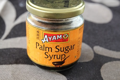 Palm Sugar Syrup