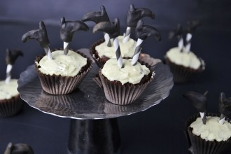 Witches cupcakes