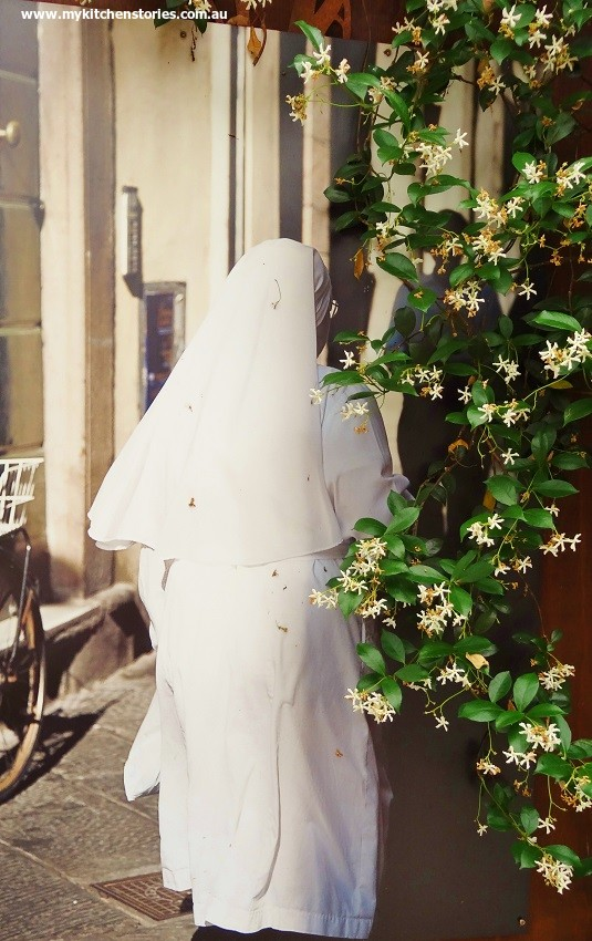 Sicilian Nun