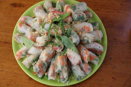 Rice Paper Rolls-My Kitchen Stories