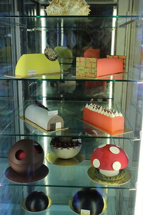 Gelato cakes