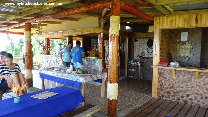 The restaurant at takalana