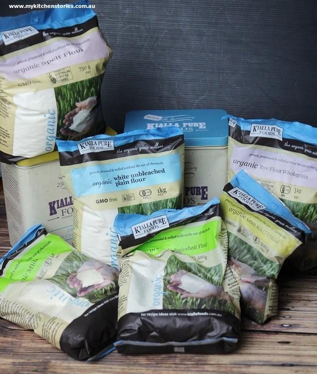 Kialla Pure foods flour millers