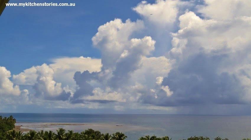 skies over Takalana