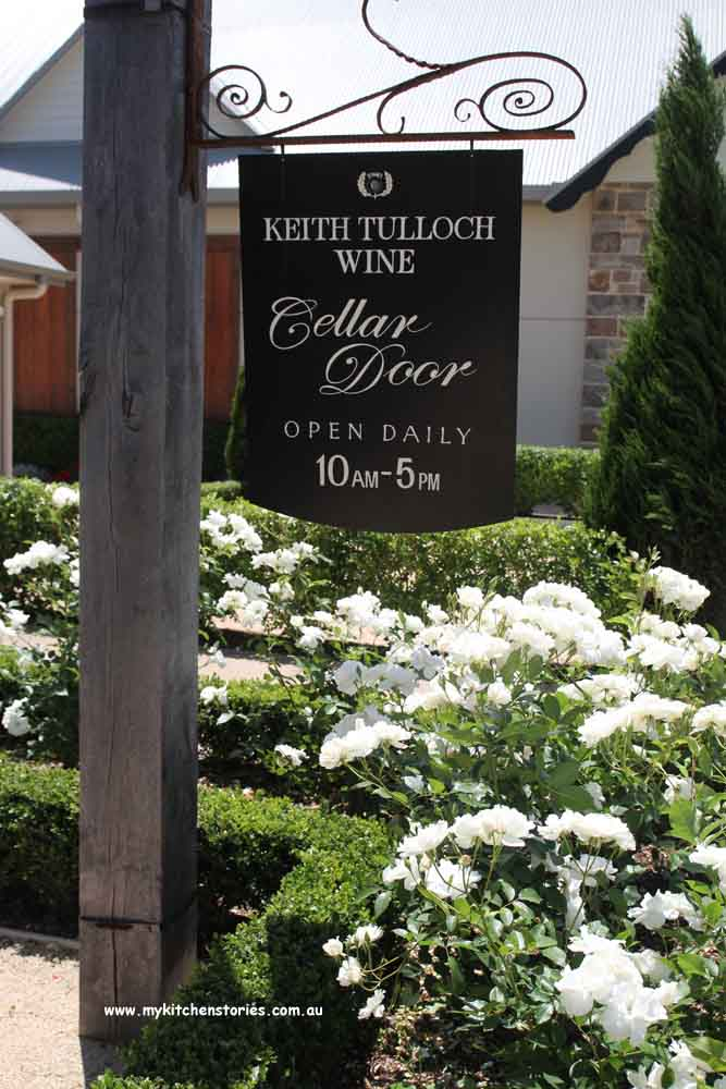 Cellar Door Keith Tulloch Winery