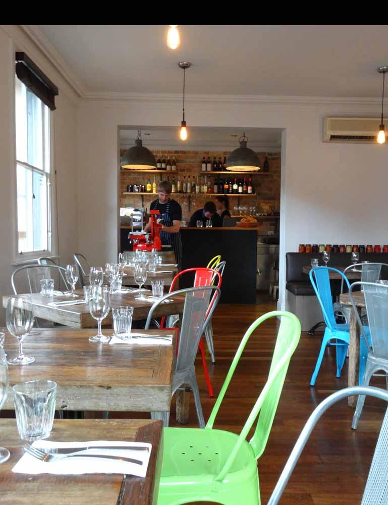 Sagra Restaurant darlinghurst