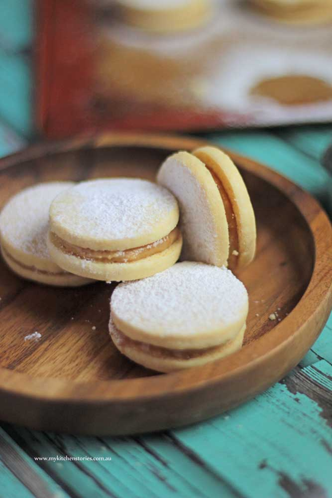Alfajores with Dulce de Leche & Lake Titicaca | My Kitchen ...