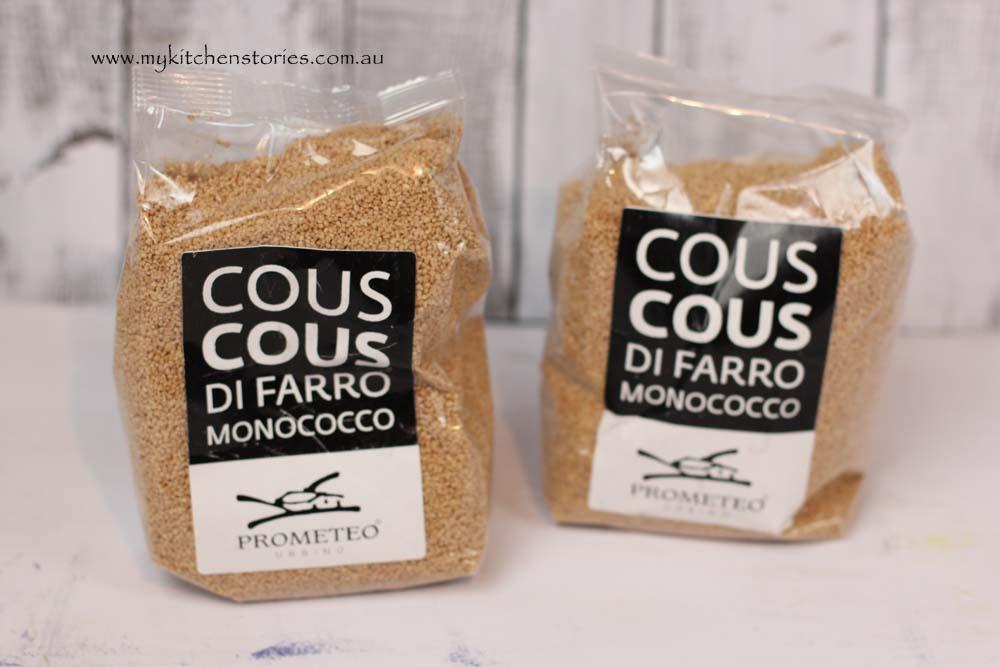 Farro Couscous