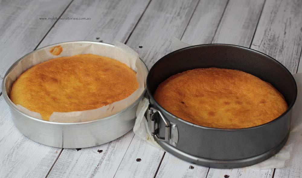 Kialla flour easy sponge 1