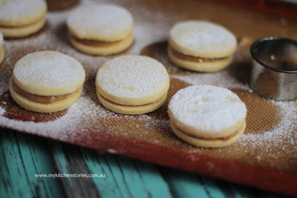 Peruvian biscuits
