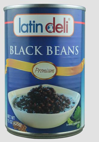 Latin deli Bl;ack beans