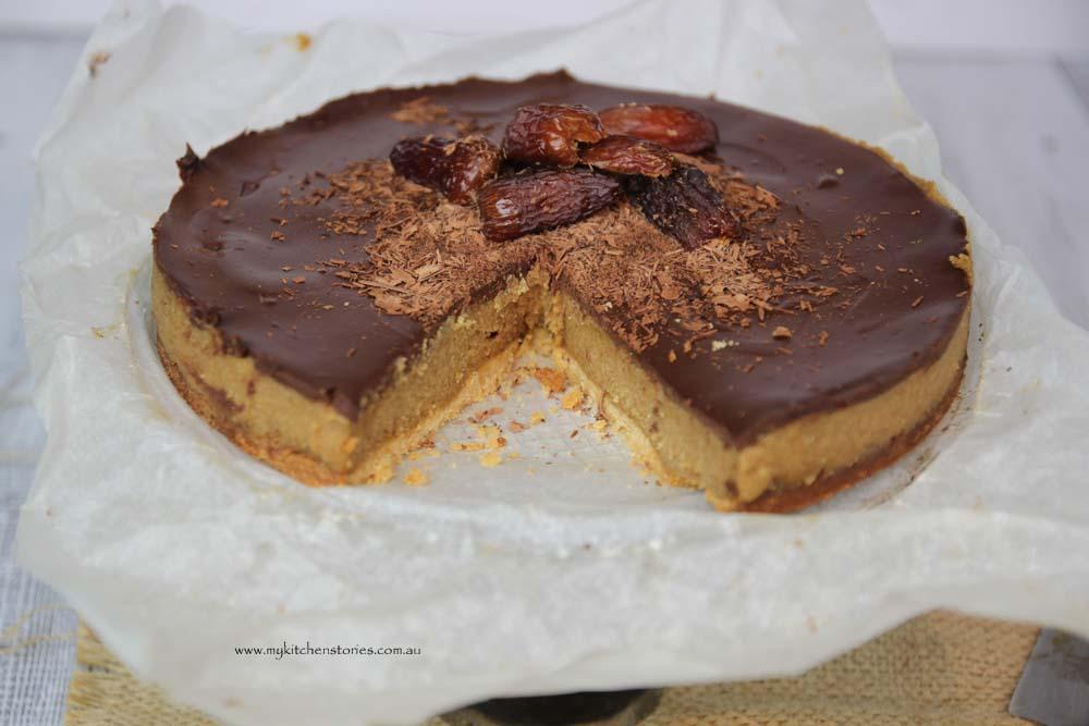 Gluten-Free-Date-Caramel-Tart