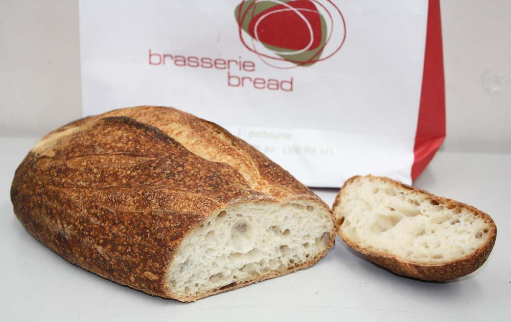 Single Origin Bread with Grains from Flinders Ranges SA