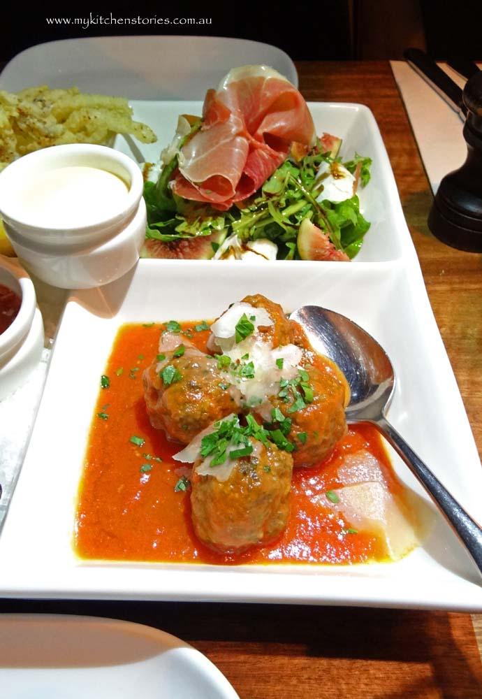 Meatballs- share-plate-hugos