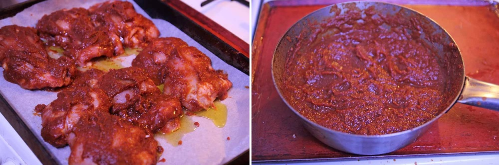 How to Make date chicken