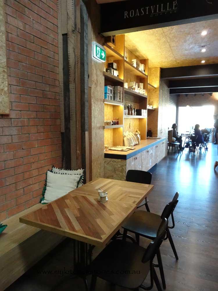 Decore , Roastville cafe
