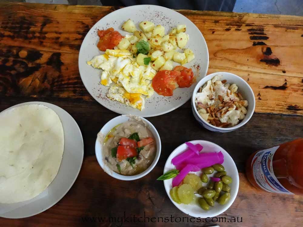 Du Liban big Breakfast