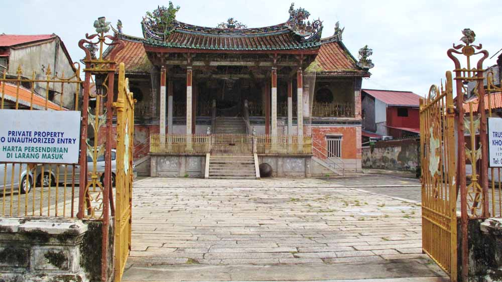Old Temples