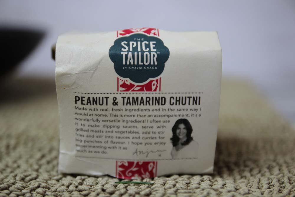 Peanut chutney- Spice Tailor