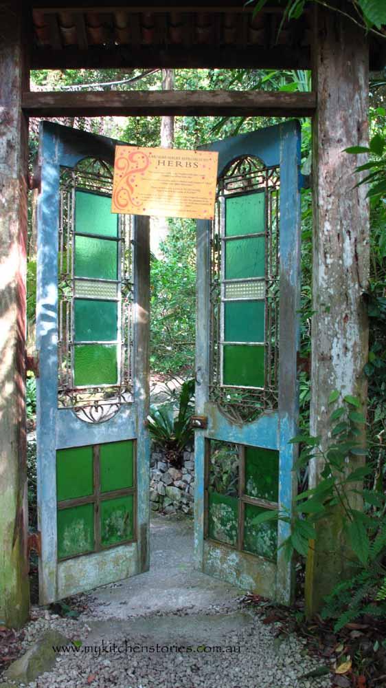 Spice garden Doors Penang