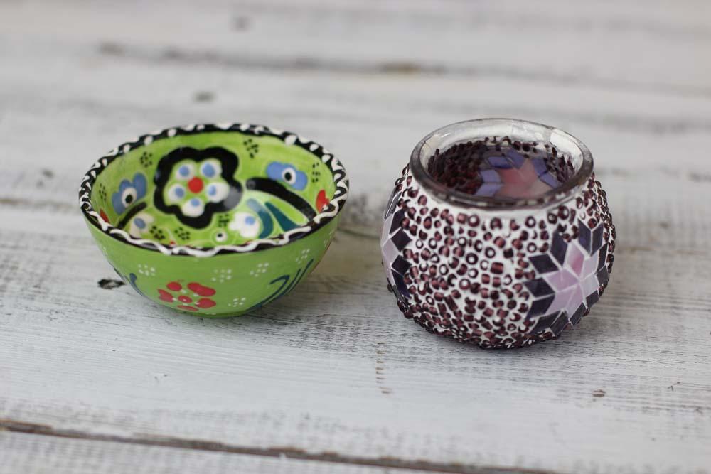 Tiny pots from Turkey