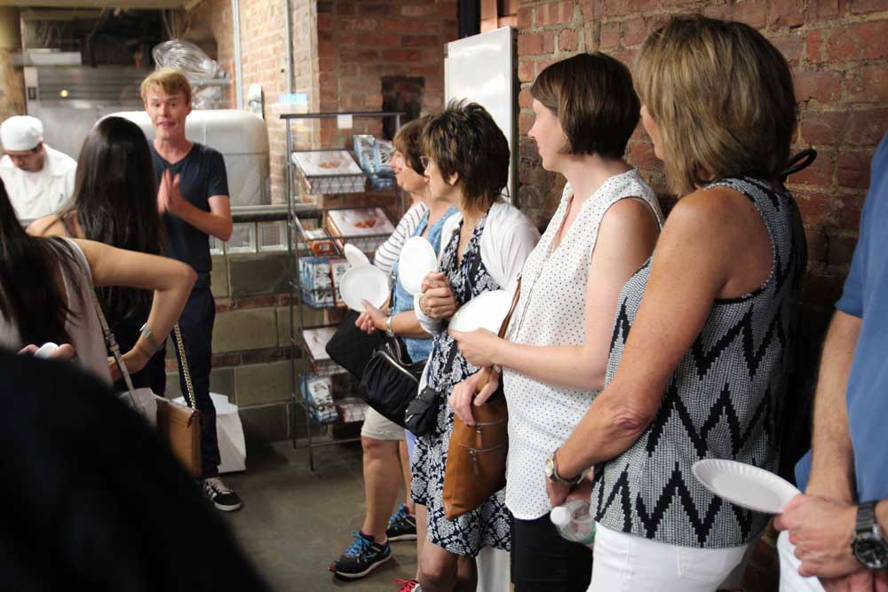 Talking about Amys Breads Chelsea markets
