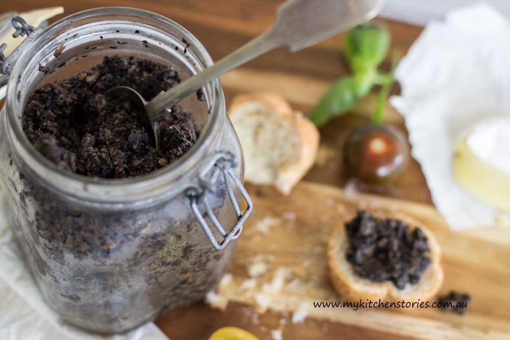 My Kitchen Stories- Mushroom Pate