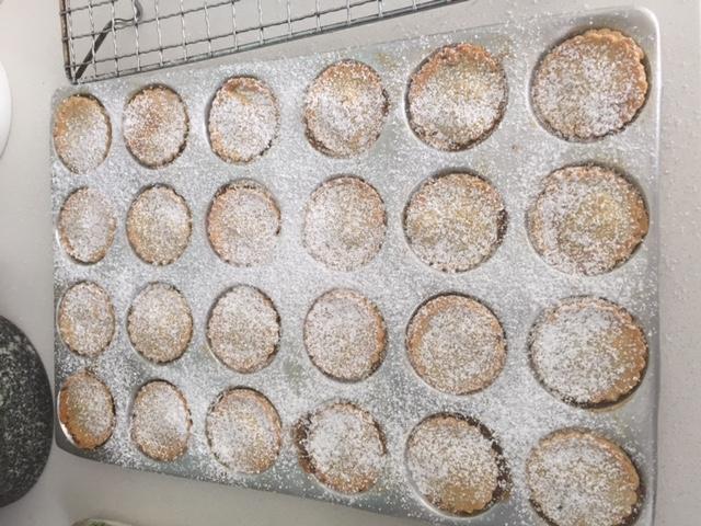 Vallis Gluten free tarts