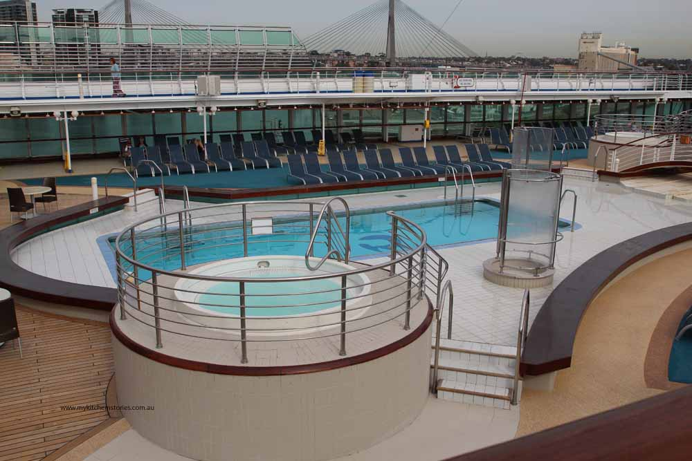 Sun Princess Deck