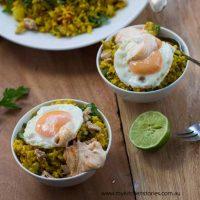 Turmeric Tuna Rice