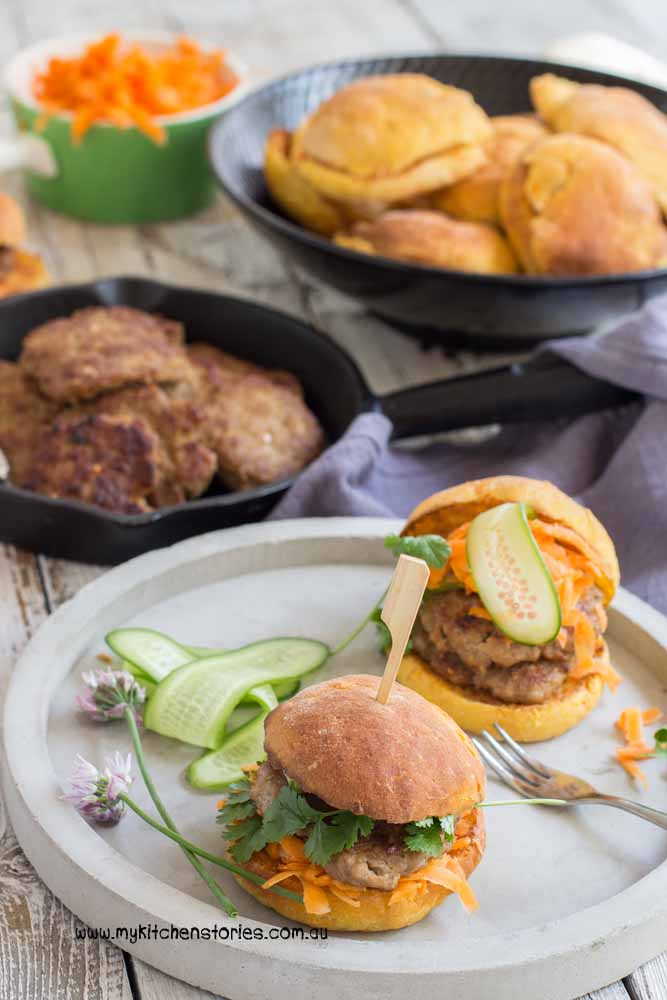 party pork sliders