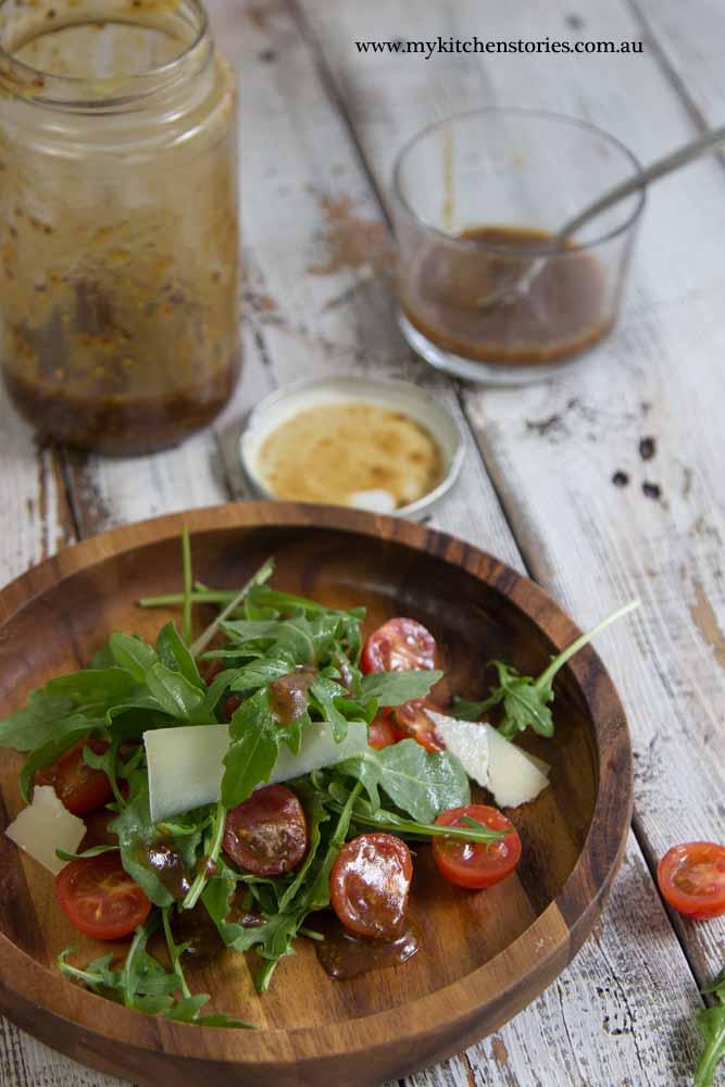6 Salad Dressings