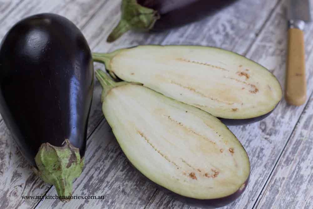 Smoked Eggplant with Yoghurt