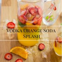 Vodka Orange Soda