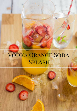 Vodka Orange Soda