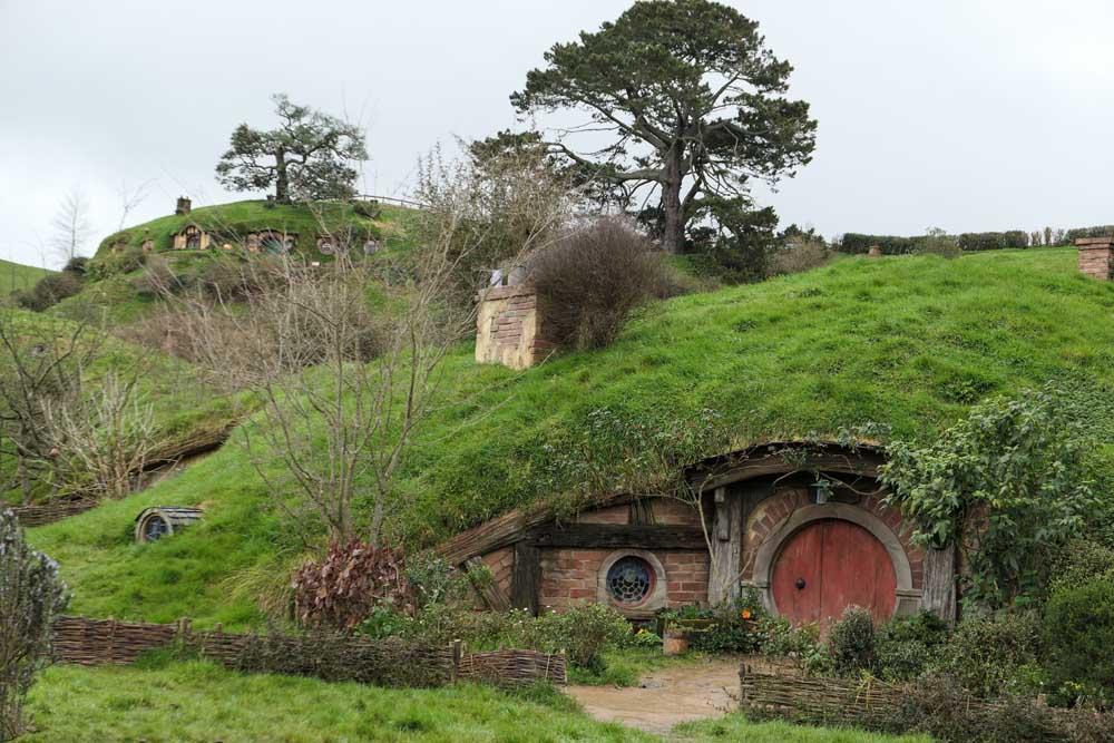 Little hobbit Holes, Hobbiton- my Kitchen Stories
