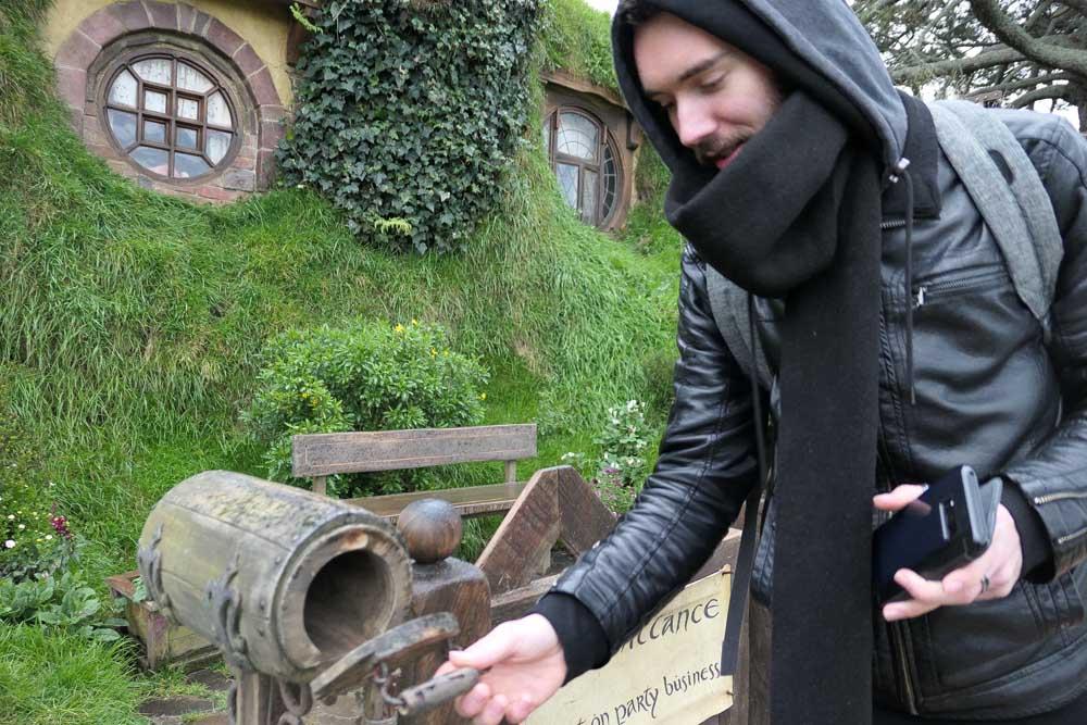 An Invitation to Hobbiton