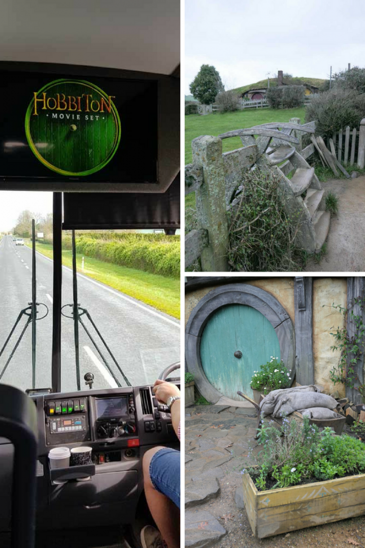 Travelling to Hobbiton