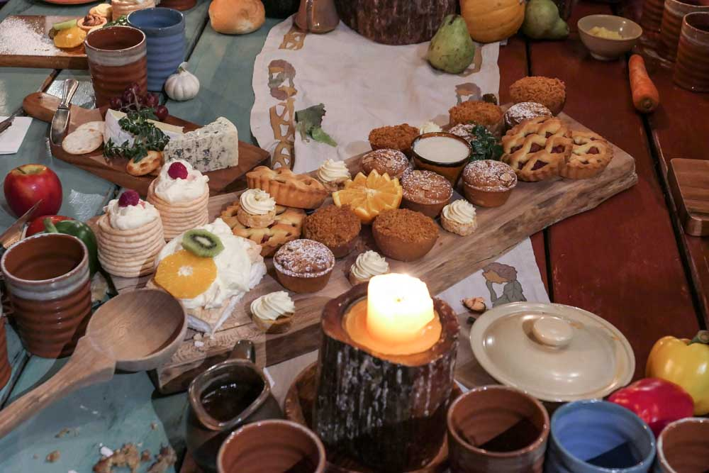 Dessert time Hobbiton