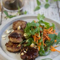 Hoisin Sauce dressing