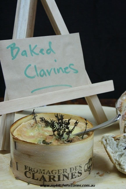 Baked Clarines