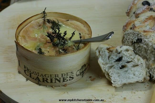 Baked Clarines