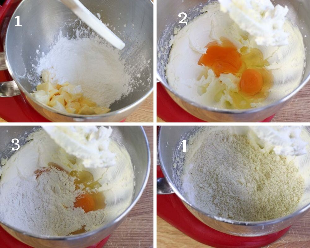 number 1 picture How to make frangipane in 4 steps
