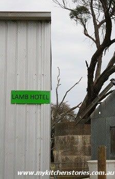 lamb hotel at the dairy