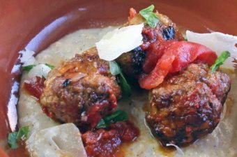 Chorizo Meatballs -My Kitchen Stories